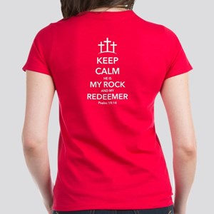 My Redeemer Women's Dark T-Shirt