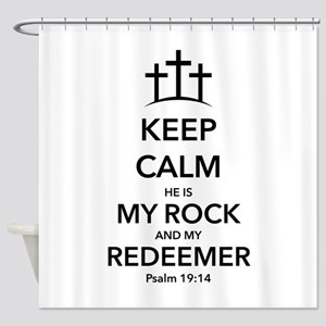 My Redeemer Shower Curtain