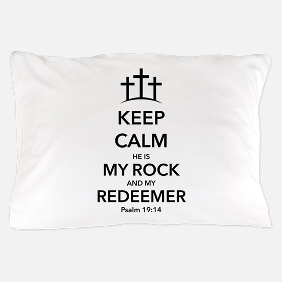 My Redeemer Pillow Case
