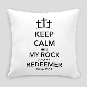 My Redeemer Everyday Pillow