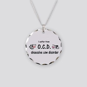 Obsessive Cow Disorder Necklace