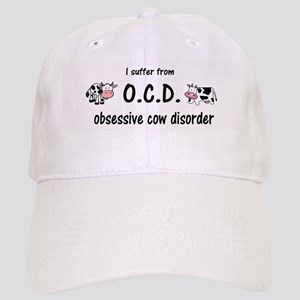 Obsessive Cow Disorder Baseball Cap 843efbfc344c