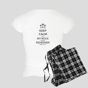 My Redeemer Women's Light Pajamas