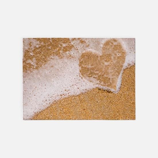 Sand 5'x7'Area Rug