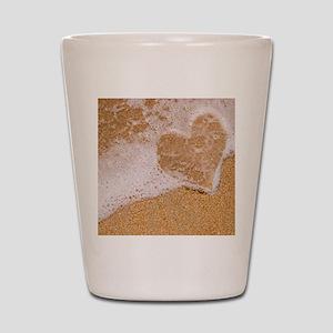 Sand Shot Glass