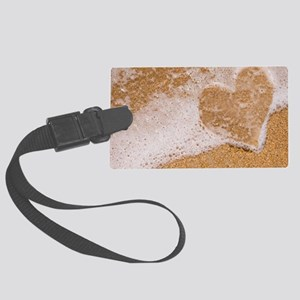 Sand Luggage Tag