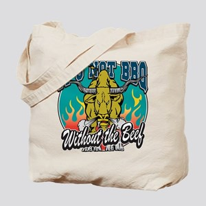 BBQ Beef Tote Bag