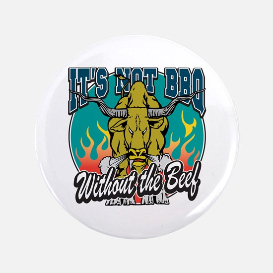 """BBQ Beef 3.5"""" Button (100 pack)"""