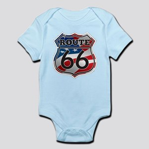 Route 66 Body Suit