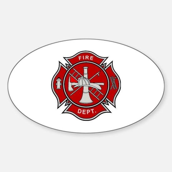 Fire Dept. Stickers