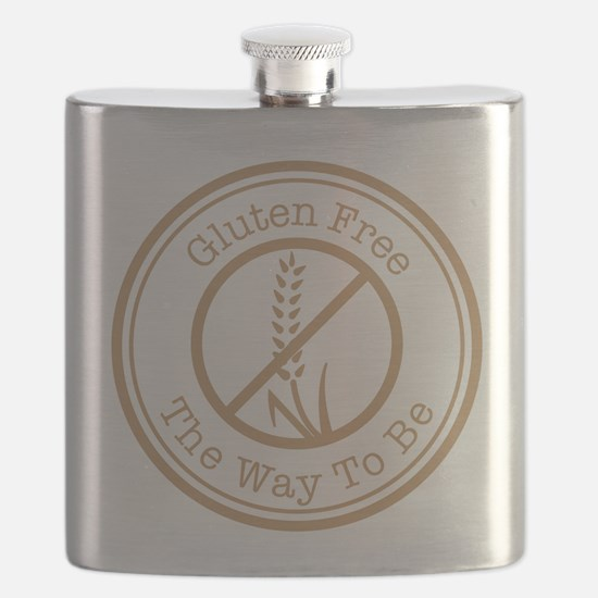 Gluten Free The Way To Be Flask