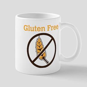 No Wheat  Mug