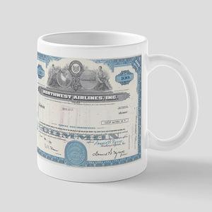 Northwest Airlines Mug