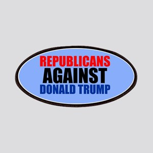Anti Trump Republican Patch