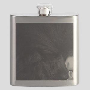 Sleeping Beauty Flask