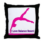 Gymnastics Pillow - Beam