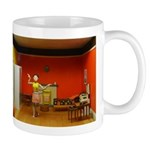 The Doll House 11 Oz Ceramic Mug Mugs