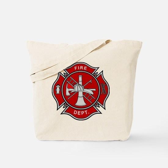Fire Dept. Tote Bag
