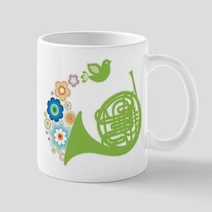 French Horn Gift Idea Mugs