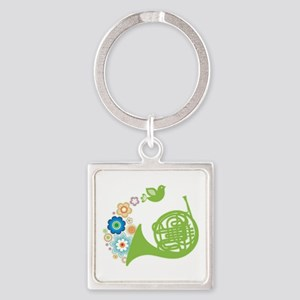 French Horn Gift Idea Keychains