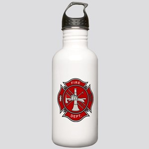 Fire Dept. Stainless Water Bottle 1.0L