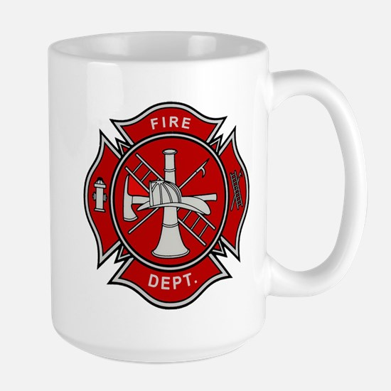 Fire Dept. Mugs