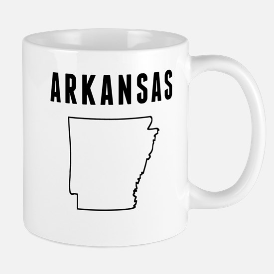 Arkansas Mugs
