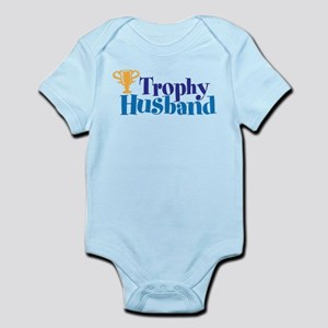 Trophy Husband Funny Valentine Body Suit