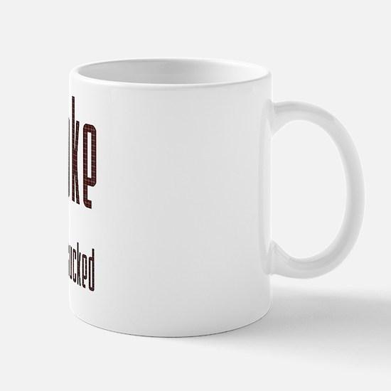 Speaking of Grunge Mug
