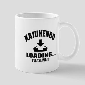 Kajukenbo Loading Please Wait 11 oz Ceramic Mug