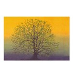 31.summertree.. Postcards (Package of 8)