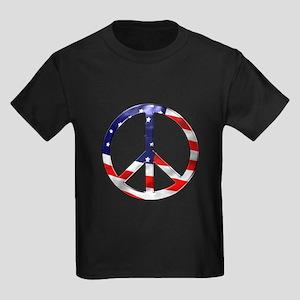 murica peace sign T-Shirt