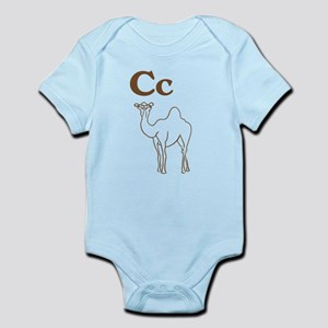 C is for Camel Body Suit