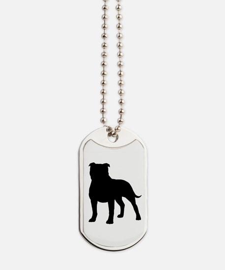 Staffordshire Bull Terrier Dog Tags