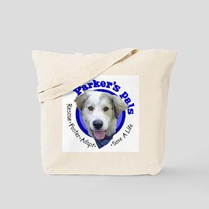 Parker's Pals Tote Bag