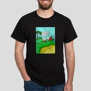 Golf. Where's me ball. T-Shirt