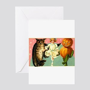 The Land of Oz Greeting Card
