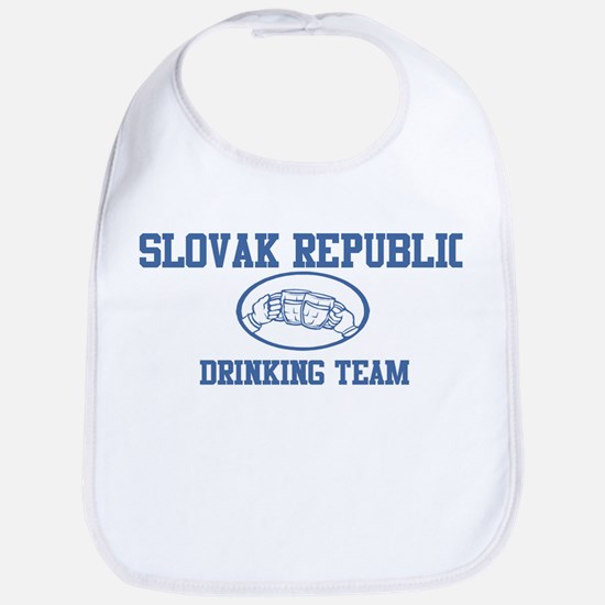 SLOVAK REPUBLIC drinking team Bib