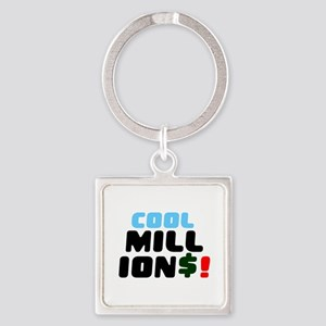 COOL MILLIONS! Keychains