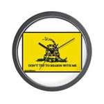 Tea Party Flag: Gadsen Flag Modified For Teabilly