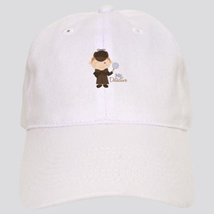 Mr Detective Baseball Cap