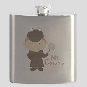 Mr Detective Flask