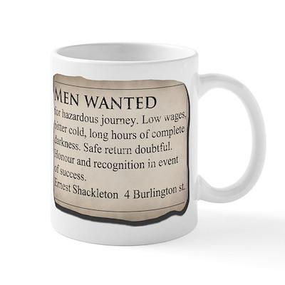 Shackleton Antarctica - Mug