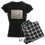 Shackleton Antarctica - Women's Dark Pajamas