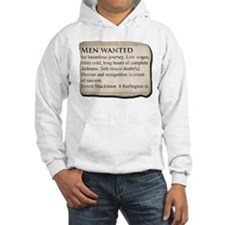 Shackleton Antarctica - Hooded Sweatshirt