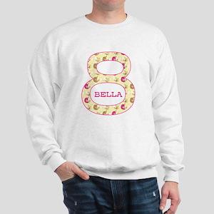 8th Birthday Personalized Sweatshirt
