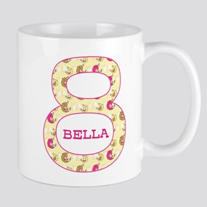8th Birthday Personalized Mug