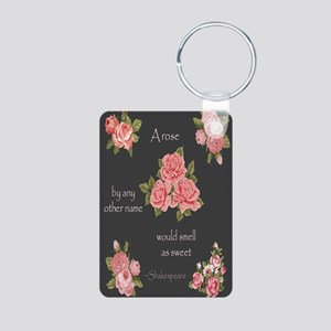 A rose by any other name Keychains