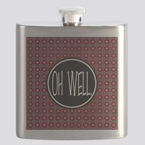 Oh Well, Humour Design Flask