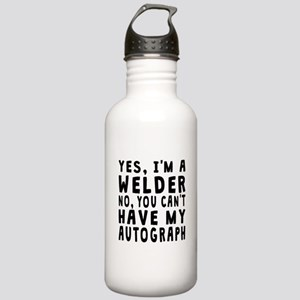 Welder Autograph Water Bottle